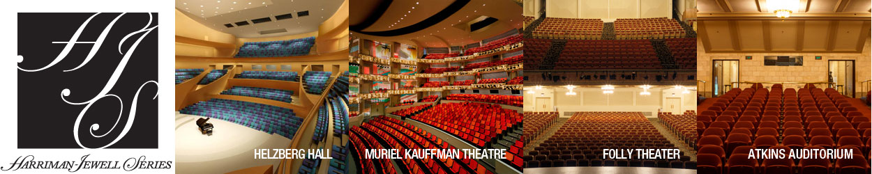 Harriman-Jewell Series: Bringing the best of the performing arts to Kansas City